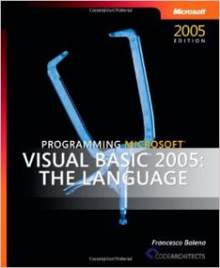 Visual Basic 2005: the language